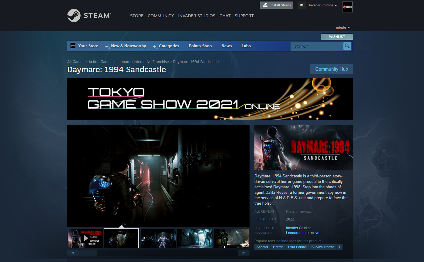 tokyo games show 2021